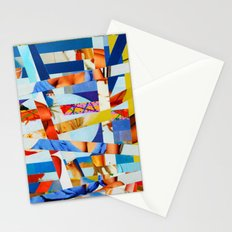 Marko (stripes 8) Stationery Cards