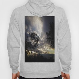 Peaceful and powerful sunset Hoody
