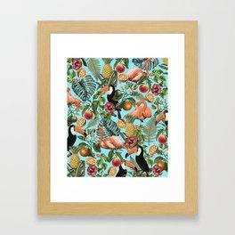 The Tropics || #society6artprint #society6 Framed Art Print