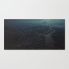 City of Haven Canvas Print