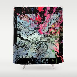 Decomposed Shower Curtain
