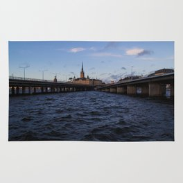 Stockholm by the Baltic Rug
