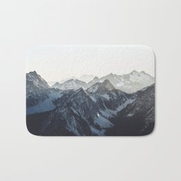 Mountain Mood Bath Mat