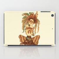 pirate iPad Cases featuring Pirate by Fabio Mancini