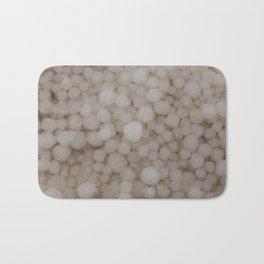 Salt in the Dead Sea, Israel Bath Mat
