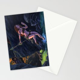 The Land That Time Forgot Stationery Cards
