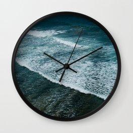Atlantic Ocean Wall Clock