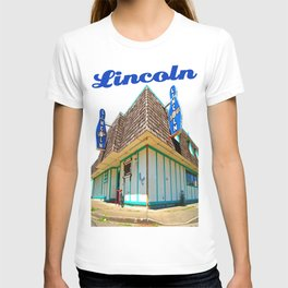 Lincoln Bowling Alley T-shirt