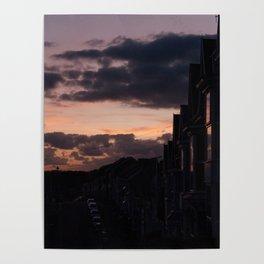 See me at sundown I Poster