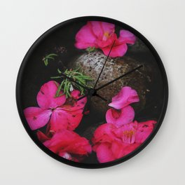Lovesong Wall Clock