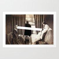 Ascendency / Control (2015)   Art Print