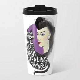 Healing powers Travel Mug