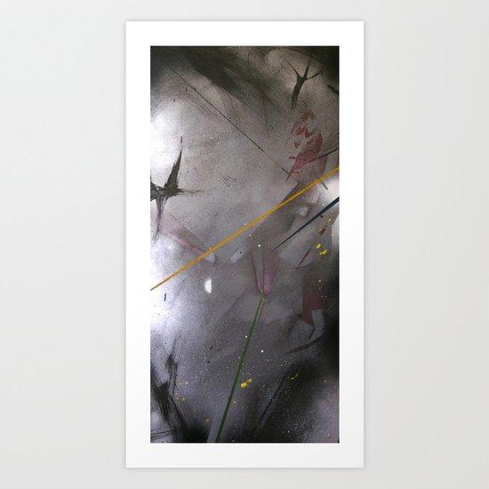 mode 2 Art Print