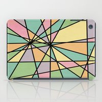 stained glass iPad Cases featuring Stained Glass by Tammy Kushnir