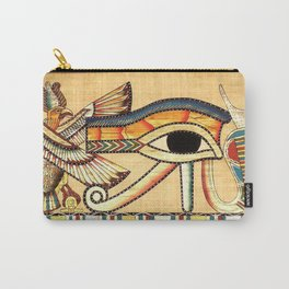 Egypt Nekhbet Eye Horus Carry-All Pouch