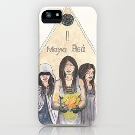 Hekate Magna Thea iPhone Case