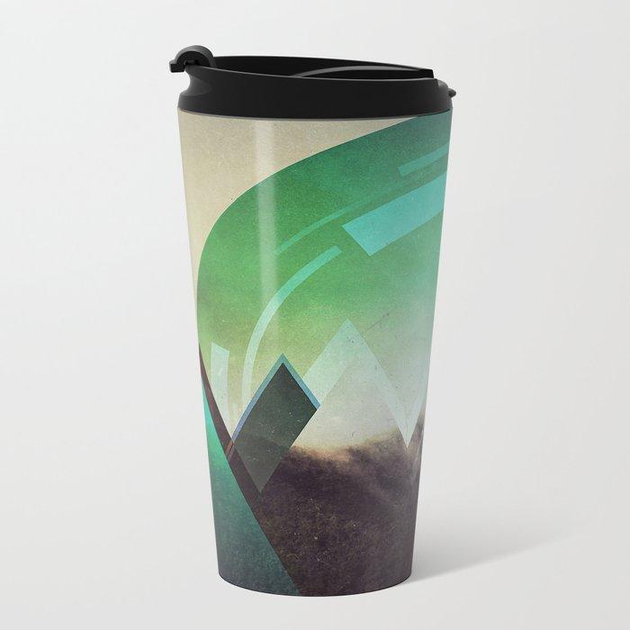 Fractions B26 Metal Travel Mug