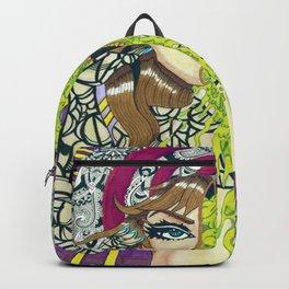 Alien Trippy Backpack