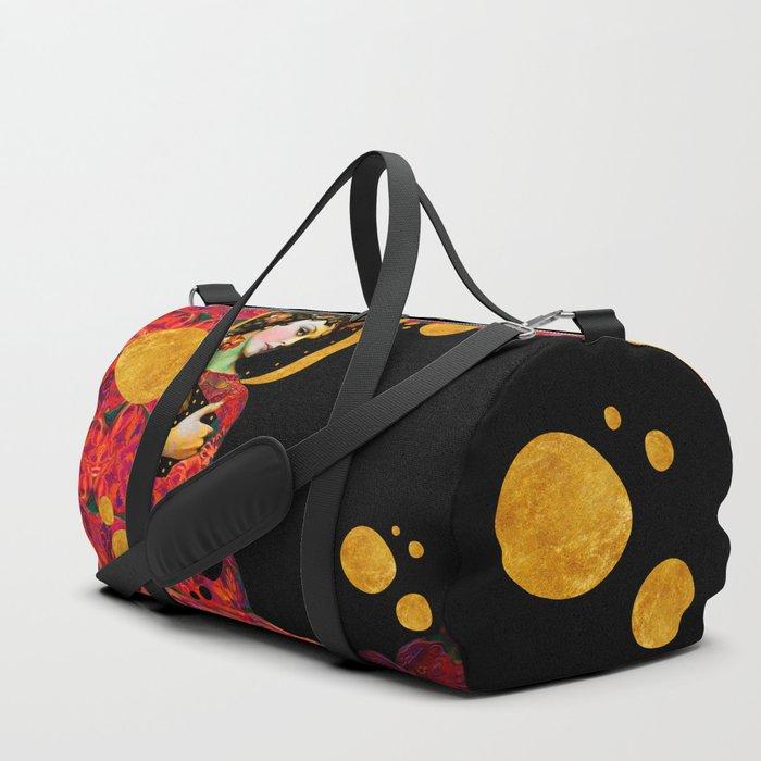 """Modern Pop Dream"" Duffle Bag"