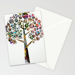 Fantasy Tree 12 Leslie harlow Stationery Cards