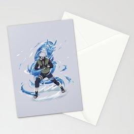 Kakashi Jutsu Stationery Cards