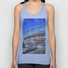 West Ham Olympic Stadium London Unisex Tank Top