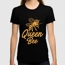 Queen bee, God Save The Queen, Bee Lover Gift, Beekeeper Gift T-shirt