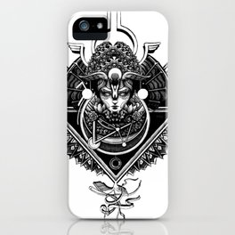 the Empress - Godess iPhone Case