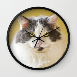 Big Kitty Wall Clock