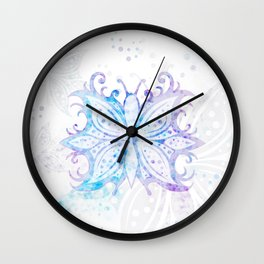 Butterfly Abstract G540 Wall Clock
