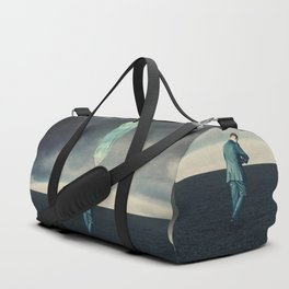 Living two whole lives with Burden Duffle Bag