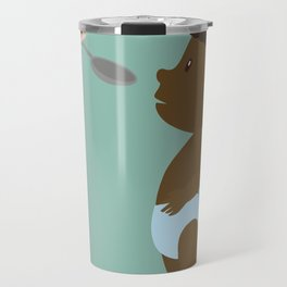 A man true wealth is the good he does in this world Travel Mug