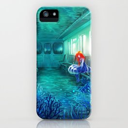 Reflected Memory iPhone Case