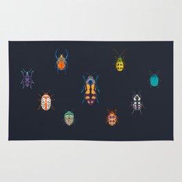 Beautiful bugs Rug