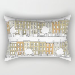 Brooklyn (color) Rectangular Pillow