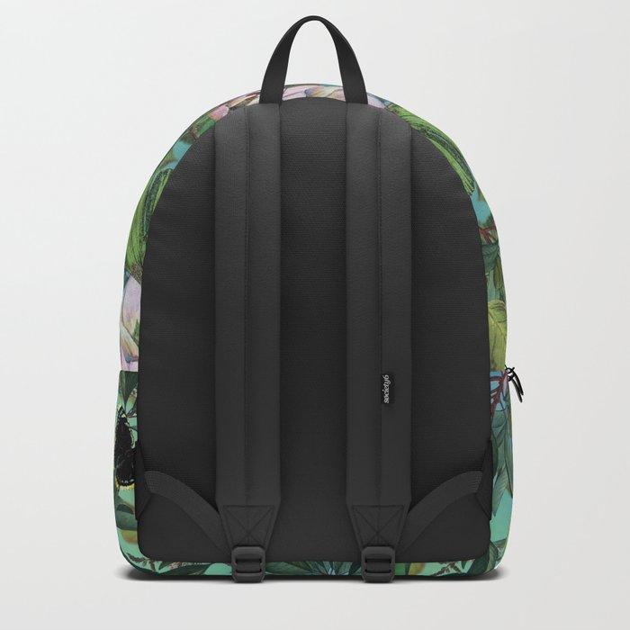 Vintage Flower Fairy Backpack