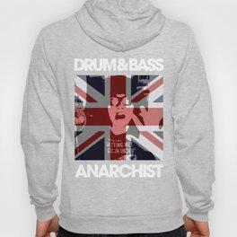 Drum & Bass Anarchist Hoody