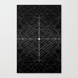 Sector Canvas Print
