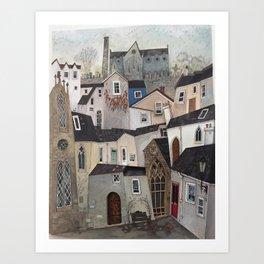 Kilkenny Art Print