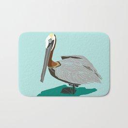 Mr. Pelican Bath Mat