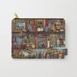 The Museum Shelf Carry-All Pouch