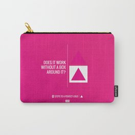 Perfect Logo Series (2 of 11) Carry-All Pouch