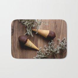 Ice creams Bath Mat