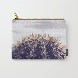 Saguaro Cactus Dome Carry-All Pouch