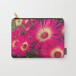 The Flowers Carry-All Pouch