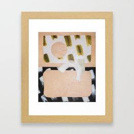 Marmalade Marbles II Framed Art Print