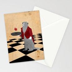 JACK OF DIAMONDS Stationery Cards