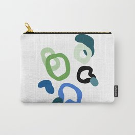 color study abstract ii Carry-All Pouch