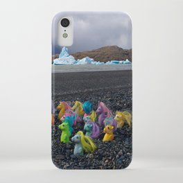 My Little Sea Ponies in Patagonia iPhone Case