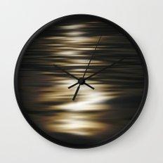 Light flow 2 Wall Clock